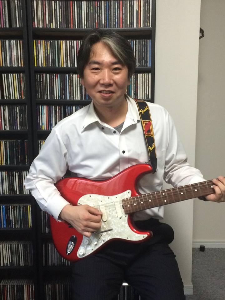 feelギター教室生徒さん