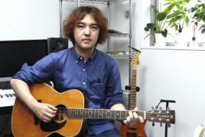 feelギター教室 東 匠講師